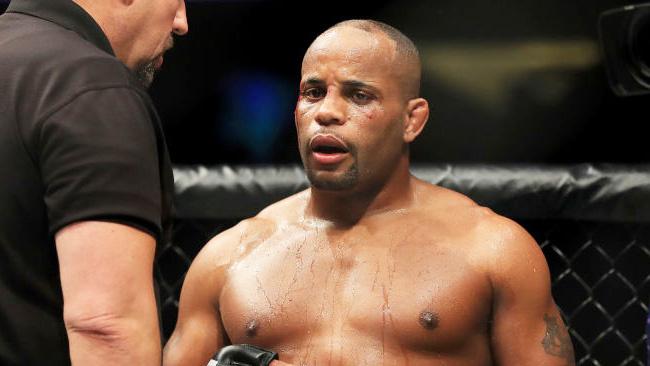 UFC Daniel Cormier