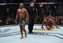 Marc Goddard UFC 235