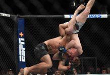 UFC 235 Ben Askren vs Robbie Lawler