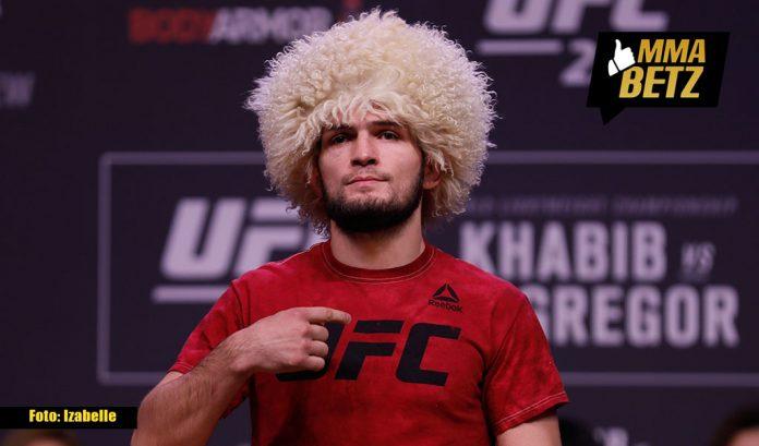 UFC, Khabib Nurmagomedov