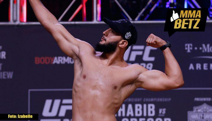 UFC Dominick Reyes