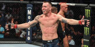 UFC, Colby Covington