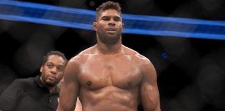 UFC Alistair Overeem