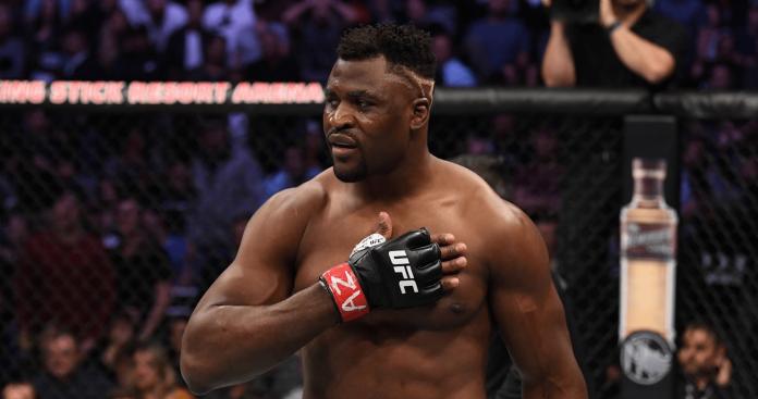 UFC Francis Ngannou