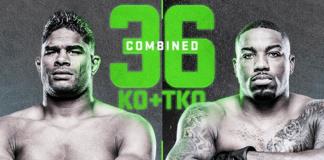 UFC Florida Alistair Overeem vs Walt Harris