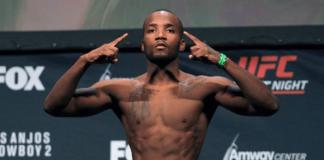 UFC, Leon Edwards