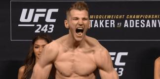 UFC 243, Dan Hooker