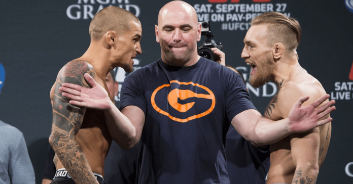 UFC 178 Dustin Poirier vs Conor McGregor