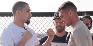 UFC Fight Island 3 Robert Whittaker vs Darren Till