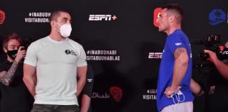 UFC Fight Island 3: Robert Whittaker vs Darren Till