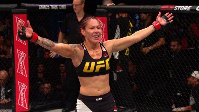 UFC Cris Cyborg