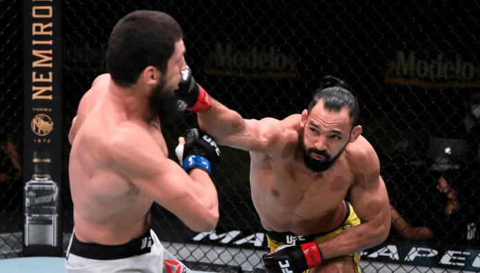 UFC Vegas 9 Michel Pereira
