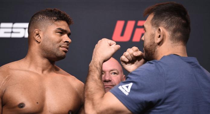 UFC Vegas 9: Overeem vs Sakai