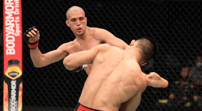 UFC Fight Island 6: Brian Ortega vs Korean Zombie