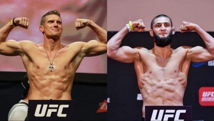 UFC, Stephen Thompson, Khamzat Chimaev