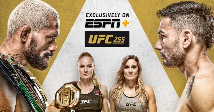 UFC 255 results: Figueiredo vs Perez