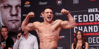 UFC, Michael Chandler