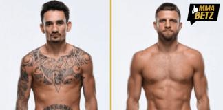 UFC Fight Island 7: Max Holloway vs Calvin Kattar