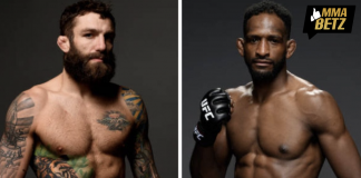 UFC Fight Island 8: Michael Chiesa and Neil Magny