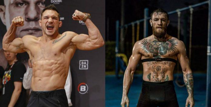 UFC, Michael Chandler, Conor McGregor