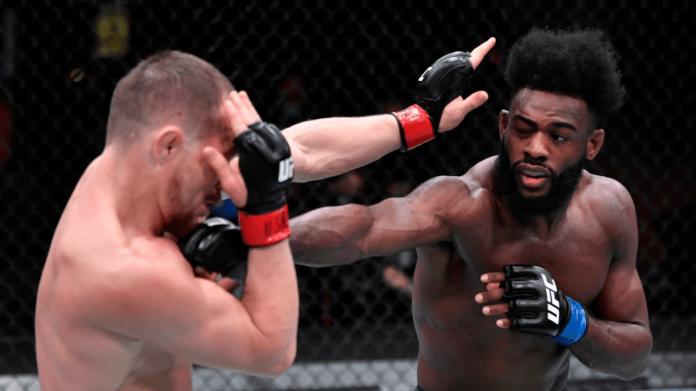 UFC 259: Petr Yan vs Aljamain Sterling