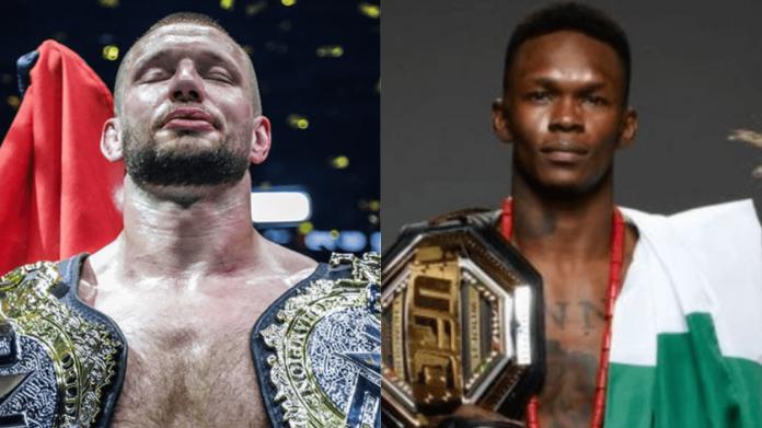 UFC, ONE Championship, Reinier de Ridder, Israel Adesanya