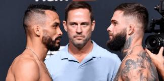 UFC Vegas 27: Font vs Garbrandt