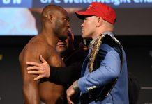 UFC, Kamaru Usman, Colby Covington