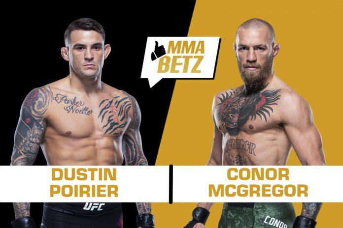 UFC 264: Dustin Poirier vs Conor McGregor